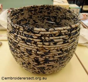 Basket by Ruth Ellis