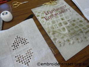 Hardanger by Lel Whitbread