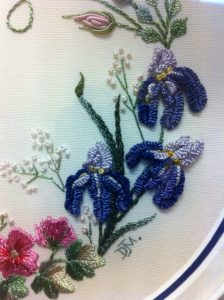 Image of Brazilian Embroidery - Partial