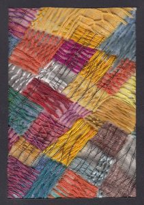 Art of the stitch class example 2