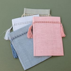 Example of the classes foolproof linen bag