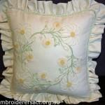 Candlewicking Cushion