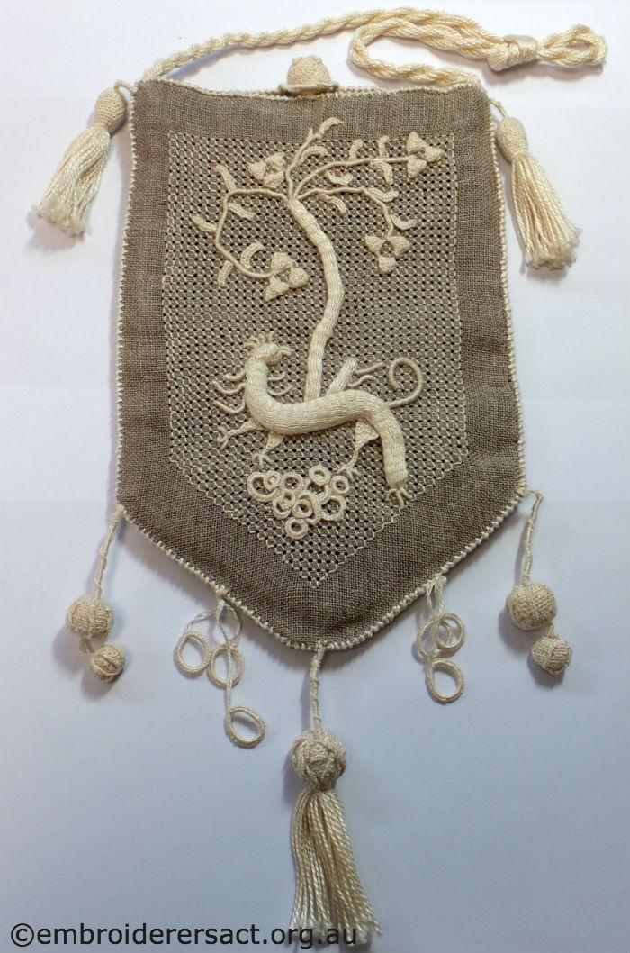 Casalguidi bag by Pat Bootland
