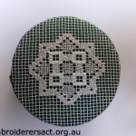 Needlelace Box