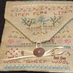 Shepherd's Purse X-stitch