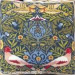 William Morris Cross Stitch Cushion