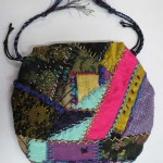 Crazy Quilting bag