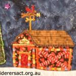 Block 2 Christmas Quilt