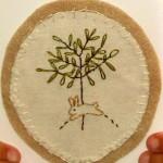 Bunny Tree Card