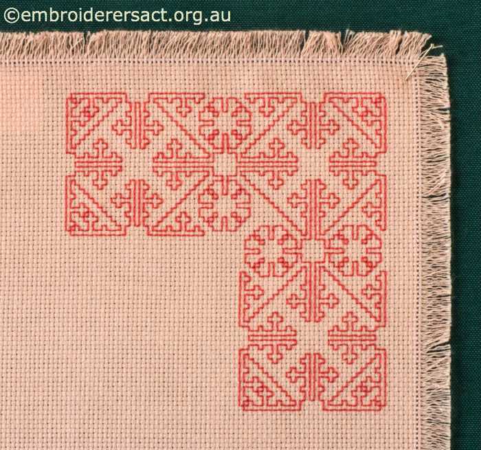 Holbein Embroidery