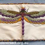Dragonfly Needlecase