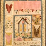 Happy Thoughts Wallhanging