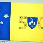 Stitched Flag
