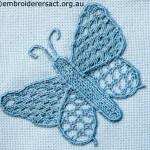 Needlelace Mat