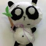 Panda Feltie