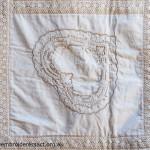 Quilt detail 4 by Glenda Hudson