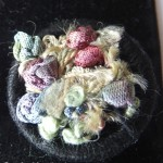 Textured Dorset Button