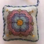 Pincushion from Elizabethan Sweet Bag
