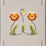 Two Violas Diary Cover