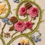 Flower Garden Diary Cover